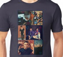 Dolan Twins - Fall collage  Unisex T-Shirt