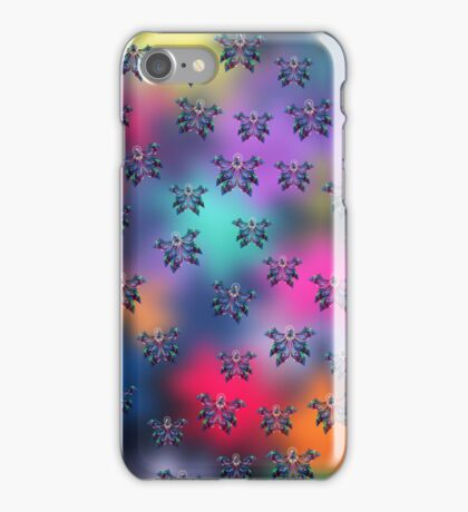 Scattered Angels iPhone Case/Skin