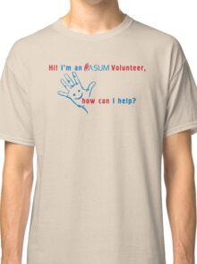 ASUM Volunteer-4 Classic T-Shirt