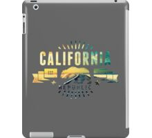California Railway iPad Case/Skin