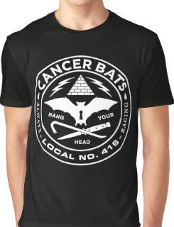 cancer bats logo Graphic T-Shirt