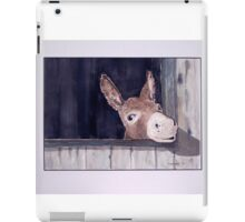 Cute Donkey iPad Case/Skin