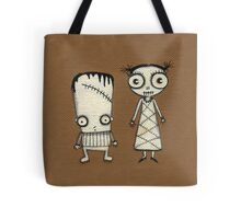 Frank and Edna Tote Bag
