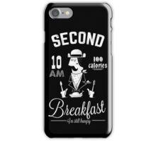 Second Breakfast iPhone Case/Skin