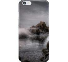 The Big Splash ~ Oregon Coast ~ iPhone Case/Skin