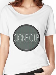 Clone Club Women's Relaxed Fit T-Shirt