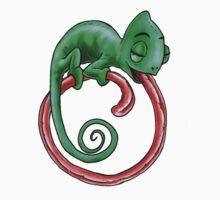Infinite Chameleon  Baby Tee