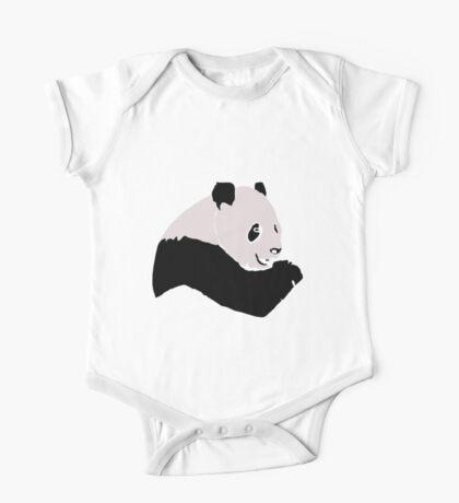 Panda the Bander One Piece - Short Sleeve