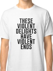 WW [1] Classic T-Shirt