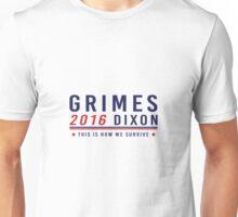Grimes Dixon 2016 Unisex T-Shirt