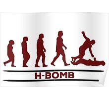 H - BOMB Poster