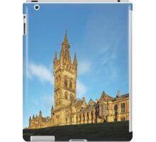 University of Glasgow iPad Case/Skin
