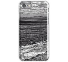 Lake George in NSW/Australia iPhone Case/Skin