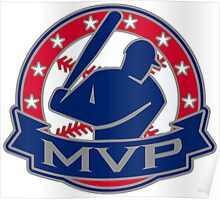 MVP - Most Valuable Player Poster