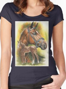 Trakehner Women's Fitted Scoop T-Shirt