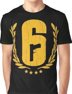 Rainow Six Graphic T-Shirt
