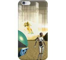 Sightseeing iPhone Case/Skin