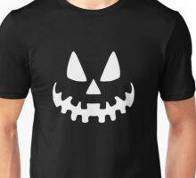 The Face of Halloween! Unisex T-Shirt