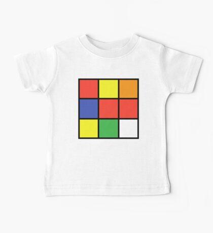 Rubik Baby Tee