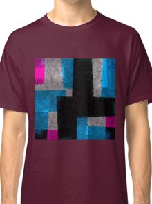 Abstract Tiles Classic T-Shirt