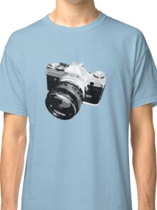 Black and White 35mm SLR Design Classic T-Shirt