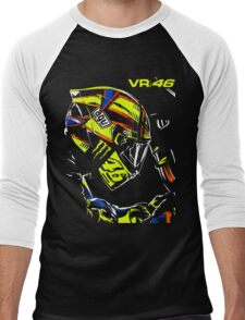 ROSSI 46 Men's Baseball ¾ T-Shirt