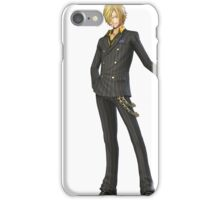 sanji iPhone Case/Skin