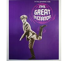 The Great Dictator by LetThemEatArt