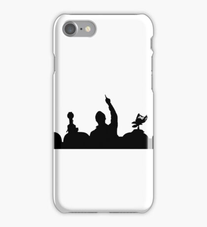 Mystery Science Theater 3000 iPhone Case/Skin