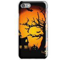 Night Halloween iPhone Case/Skin