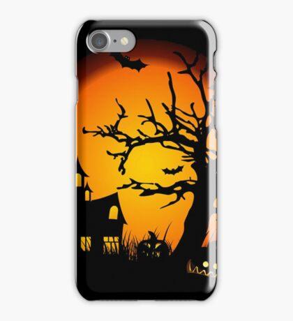 Night Halloween iPhone Case/Skin