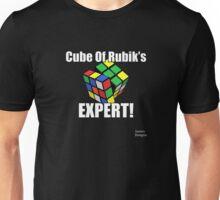 Cube Of Rubik's EXPERT Unisex T-Shirt