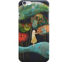 My Fascinating Friends iPhone Case/Skin