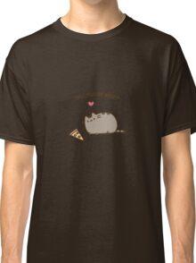 Love Pusheen Classic T-Shirt