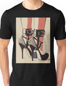 Good Girl knows what to wear, bdsm, bondage play Unisex T-Shirt