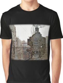 steam locomotive 93.1446  Graphic T-Shirt