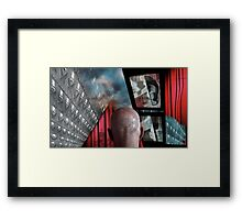 We Know What Makes You Tick Framed Print