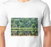 A Reflection of Trees Unisex T-Shirt