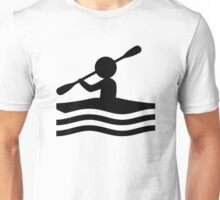 Kayak Icon Unisex T-Shirt