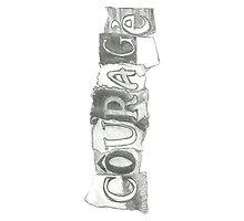 KLAINE COURAGE (sketch.ver) by KaliARho
