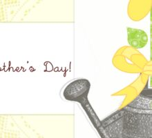 Happy Mother's Day - Scrapbook-Themed Sticker