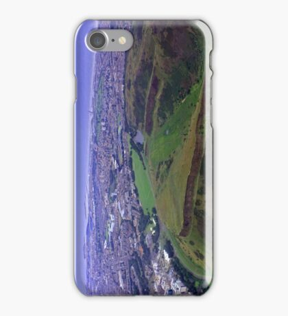 Arthur's Seat and Salisbury Crags iPhone Case/Skin