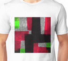 Abstract Tiles Unisex T-Shirt