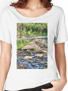 This Old Bridge Women's Relaxed Fit T-Shirt