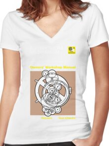 Owners' Manual - Antikythera Mechanism - T-shirt Women's Fitted V-Neck T-Shirt