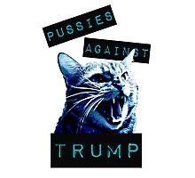 Pussies Against Trump Impact Photographic Print