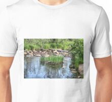 Pond at Belleuve Unisex T-Shirt