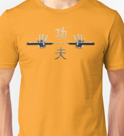 Kung Fu Nunchaku Unisex T-Shirt