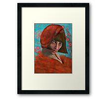 The Modernist: Ode de Lempicka Framed Print