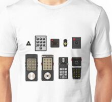 Second Generation Console Controllers Unisex T-Shirt